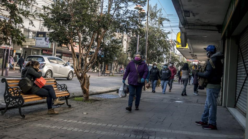 Las regiones con más casos activos de coronavirus en el país: Metropolitana, Valparaíso y Biobío