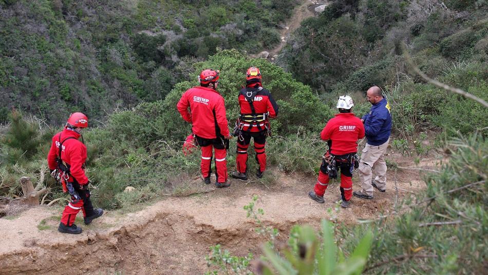 Intensa búsqueda por niño de apenas 3 años desaparecido en Arauco