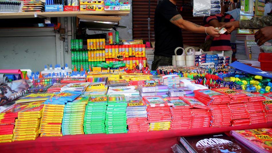 Venta de útiles escolares: Revisa qué precauciones debes tener al momento de comprar