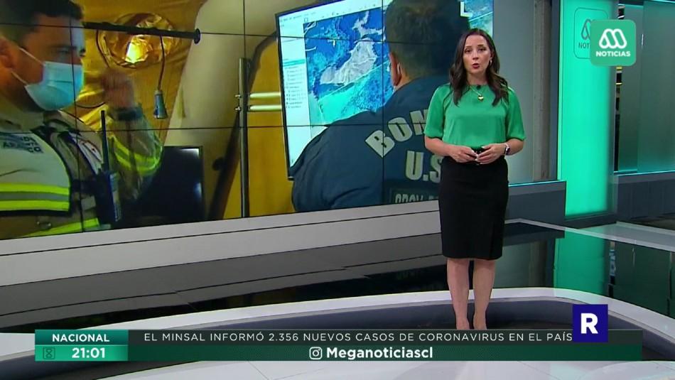 Meganoticias Prime - Martes 23 de febrero 2021