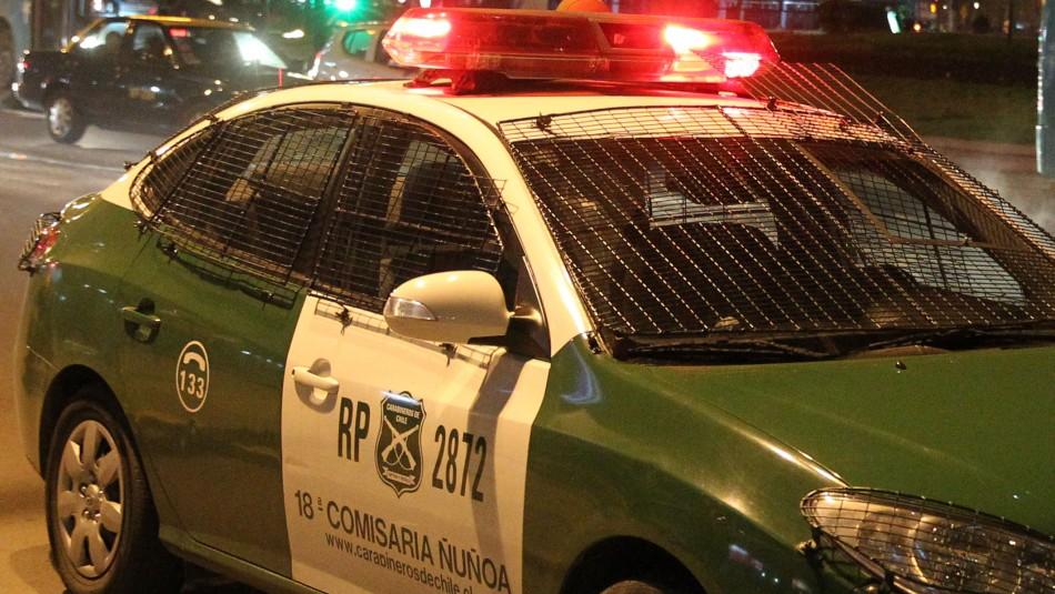 Violento portonazo en San Miguel: Sujetos armados intimidaron a mujer
