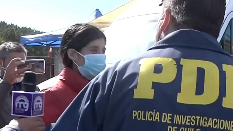 Caso Tomás Bravo: Madre del menor pidió conversar con funcionarios de la PDI
