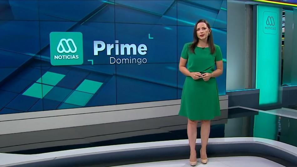 Meganoticias Prime - Domingo 28 de febrero 2021