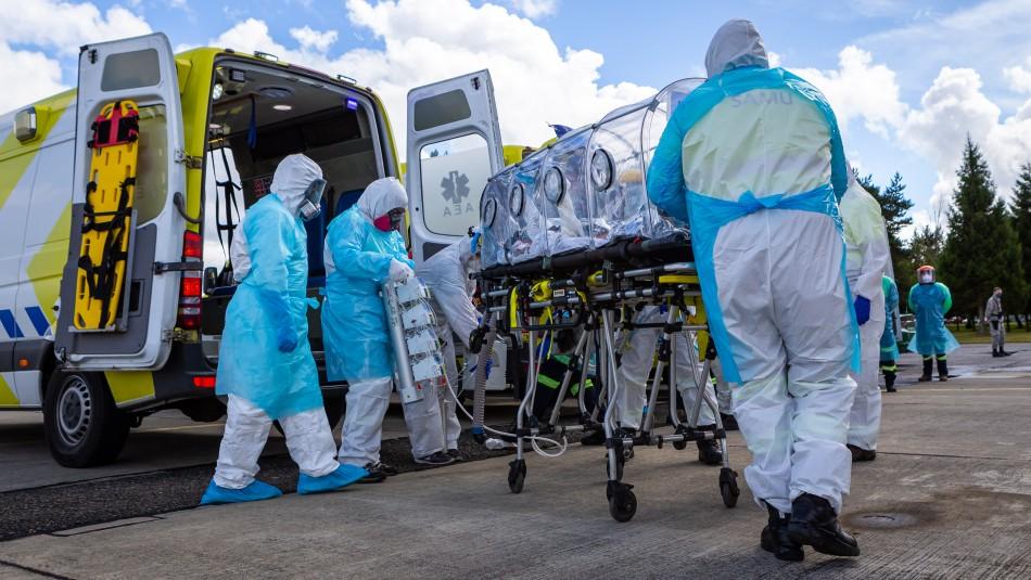 Balance por coronavirus: Chile registra más de 4 mil nuevos contagios por quinto día consecutivo