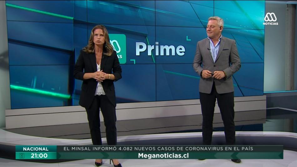 Meganoticias Prime - Lunes 01 de marzo 2021