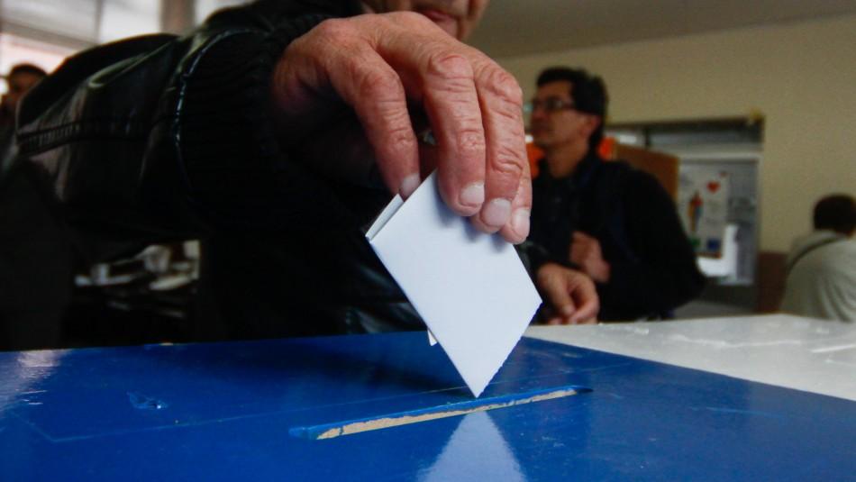 Lista de candidatos a constituyentes Distrito 27