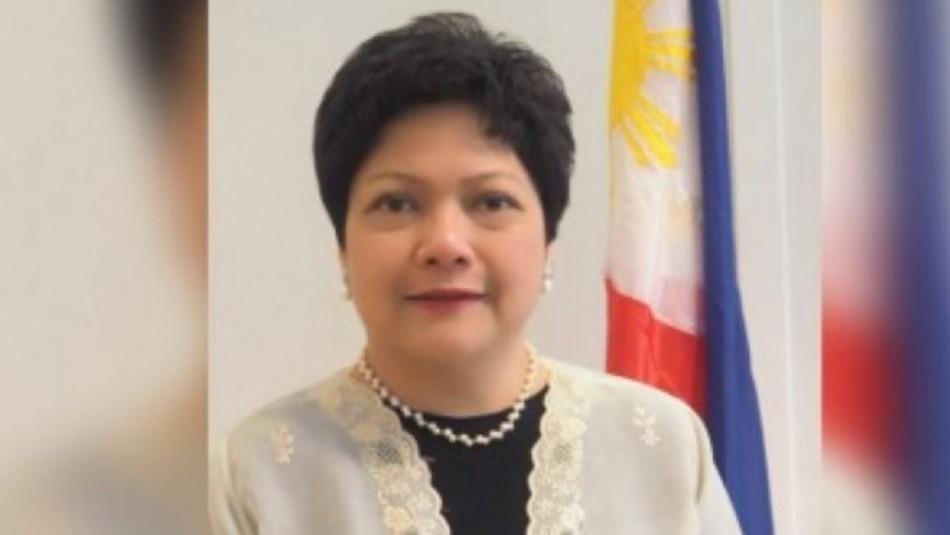 Embajadora de Filipinas en Brasil fue despedida por golpear durante meses a su asesora del hogar