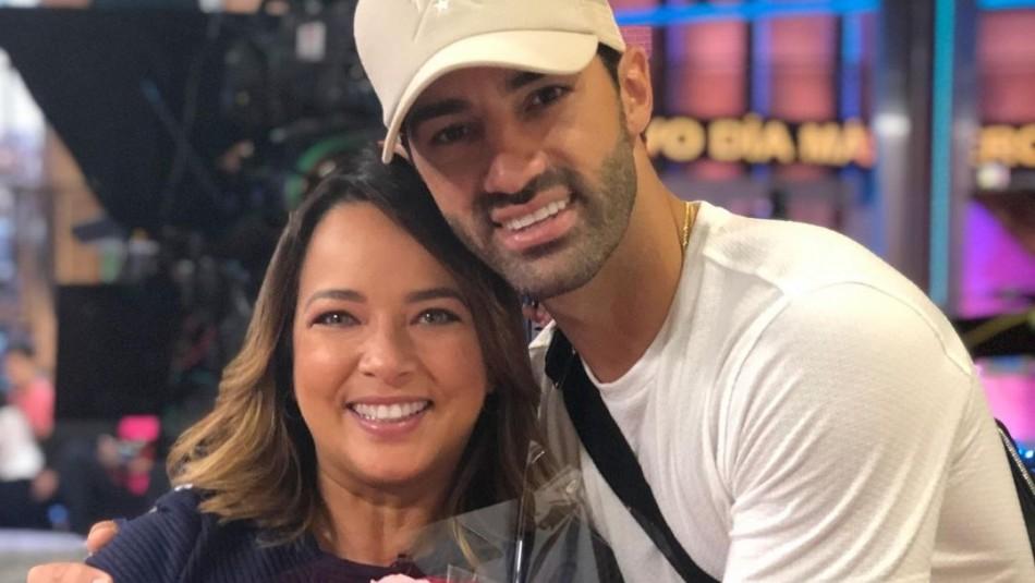 La reacción del esposo de Adamari López tras el cambio de imagen de la presentadora