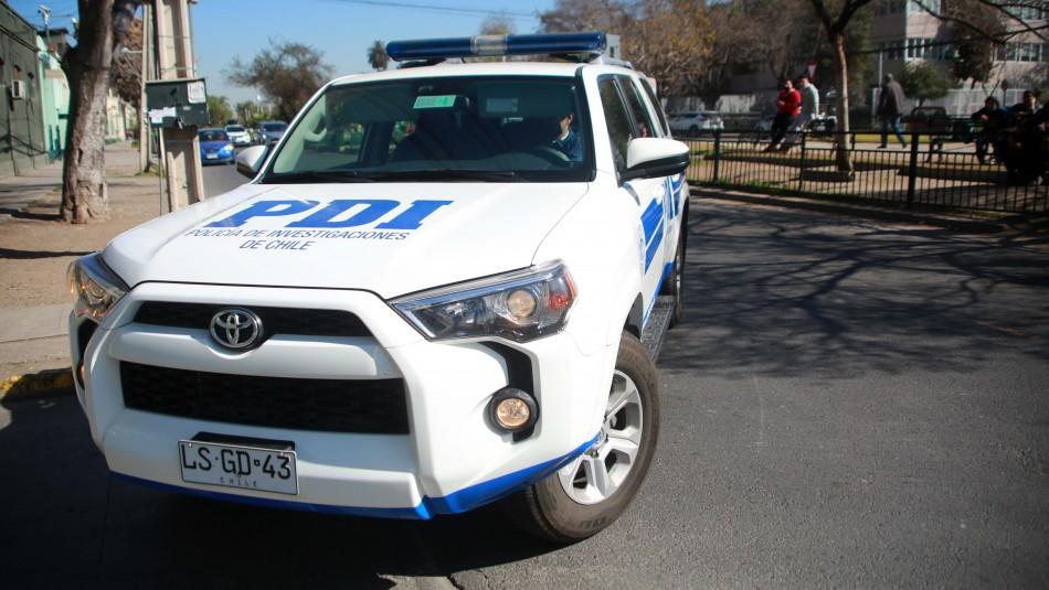 Detectan estafa con licencias de conducir falsas por Internet: Las hacían desde la cárcel