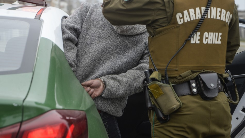 Detienen a dos hombres que ingresaban al país por paso no habilitado y con 45 kilos de droga