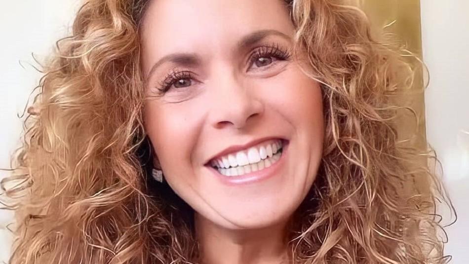 La foto de Lucero que muestra su belleza al natural y sin nada de maquillaje a sus 51 años