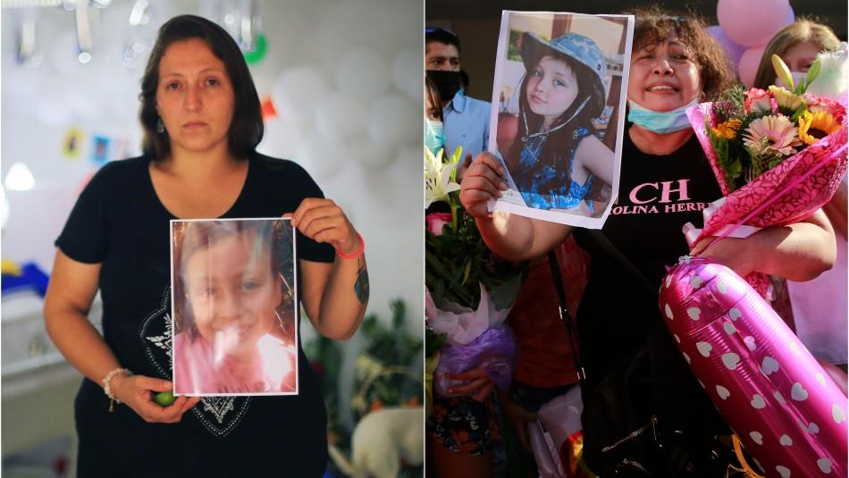 El último adiós a Itan y Tamara: Familias realizaron funerales de niños que murieron baleados