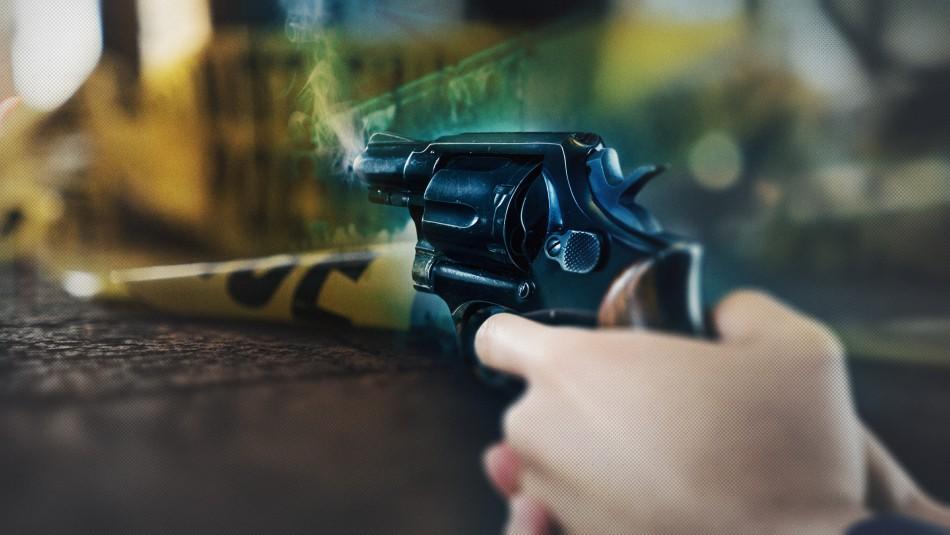 Un bebé y cuatro adultos resultan baleados en El Tabo: El lactante está en riesgo vital