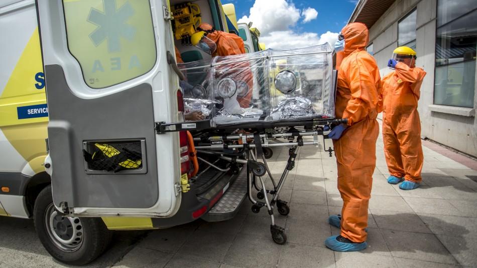 Minsal reporta más de 5 mil nuevos contagios de coronavirus: Cifra más alta desde junio