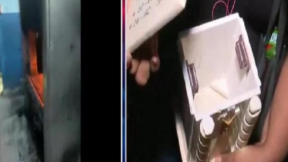 Les entregan cofres sin cenizas de sus familiares y descubren que hacían cremaciones colectivas