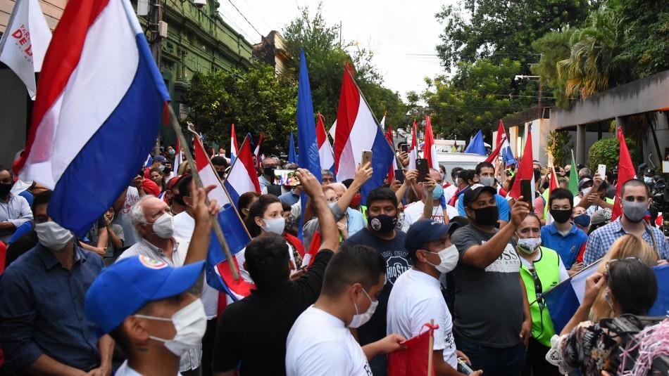 Coronavirus: Cambios en el gobierno de Paraguay ante crisis derivada de la pandemia