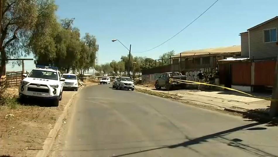 PDI por asesinato de mujer en encerrona en Maipú: