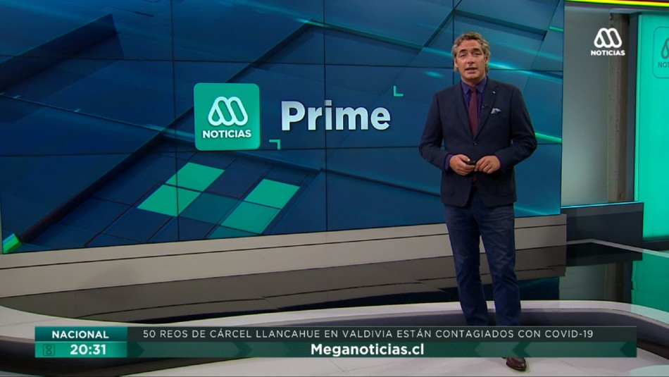Meganoticias Prime - Domingo 07 de marzo 2021