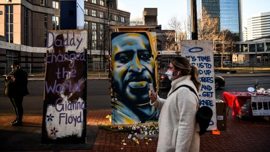 Aplazan inicio del juicio por la muerte de George Floyd en Estados Unidos