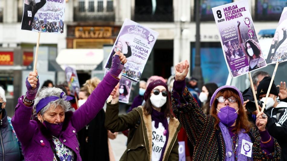 En vivo: Sigue la conmemoración del Día Internacional de la Mujer en todo el mundo