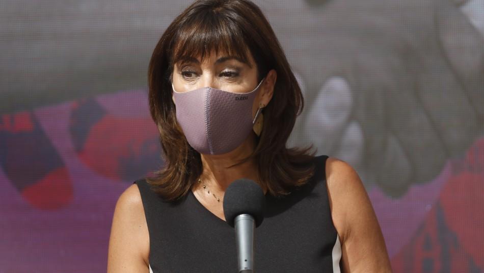 Ministra de la Mujer y monitoreo telemático de agresores: