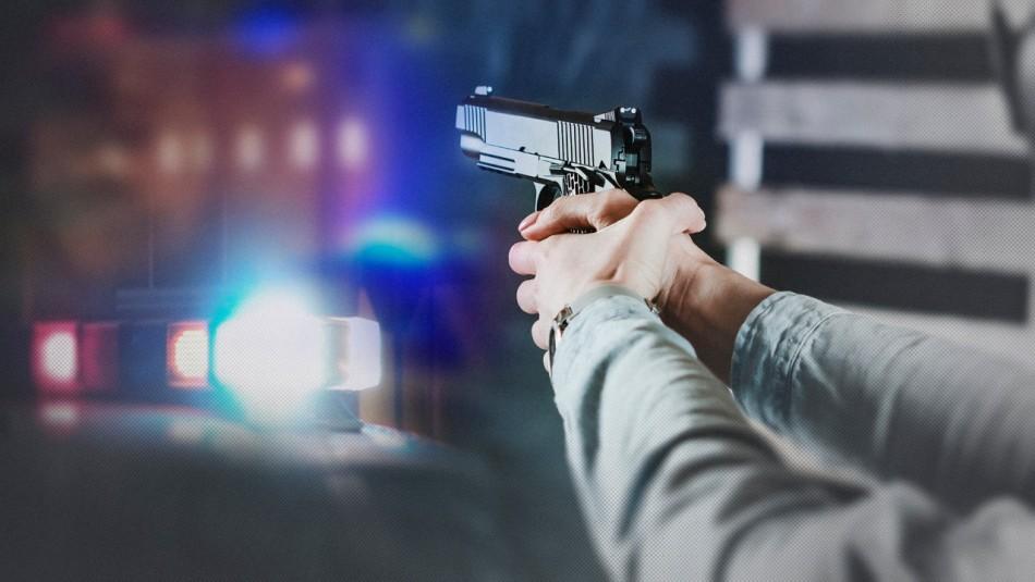 Desconocidos asesinan de un tiro a hombre en la comuna de Cerro Navia