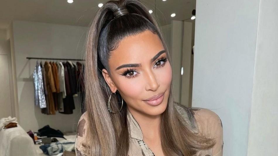 Kim Kardashian se llama