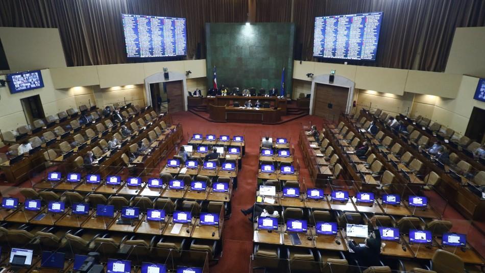 Cámara de Diputados aprueba extender el estado de excepción hasta el 30 de junio