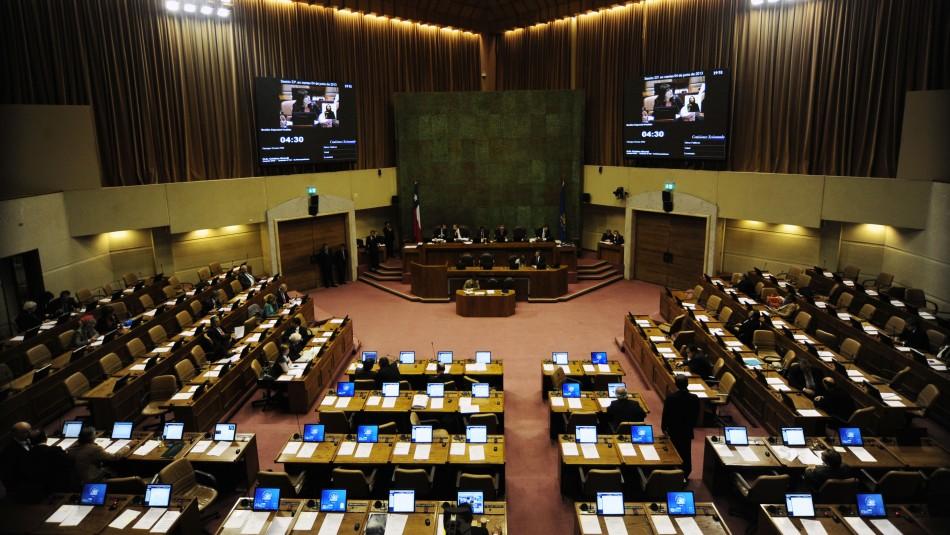 En vivo: Cámara estudia prorrogar hasta el 30 de junio el estado de excepción constitucional