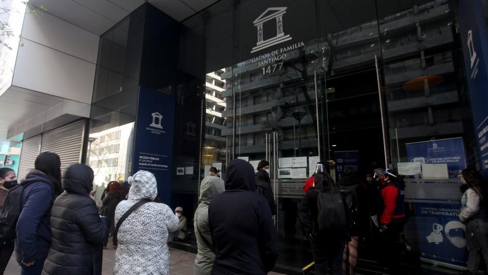 Proyecto de registro de deudores de pensión alimenticia: ¿Quiénes serán ingresados al listado?