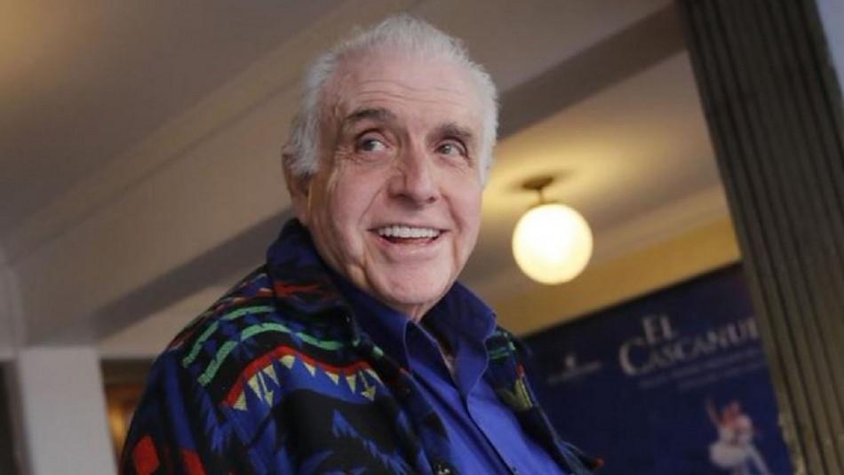 Fallece el destacado actor nacional Tomás Vidiella: Estaba contagiado de coronavirus