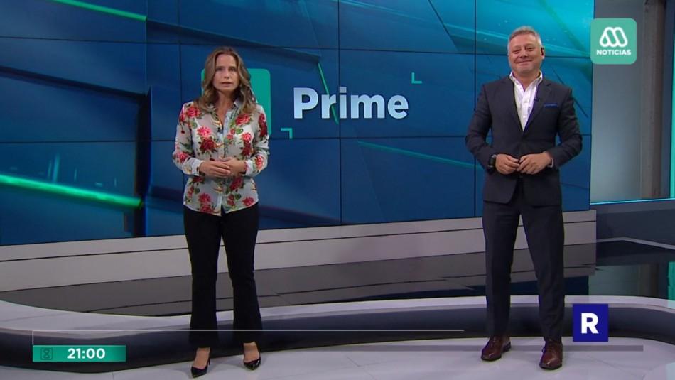 Meganoticias Prime - Martes 09 de marzo 2021