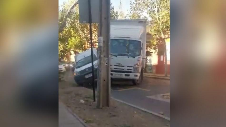 Chofer de camión explica día de furia: