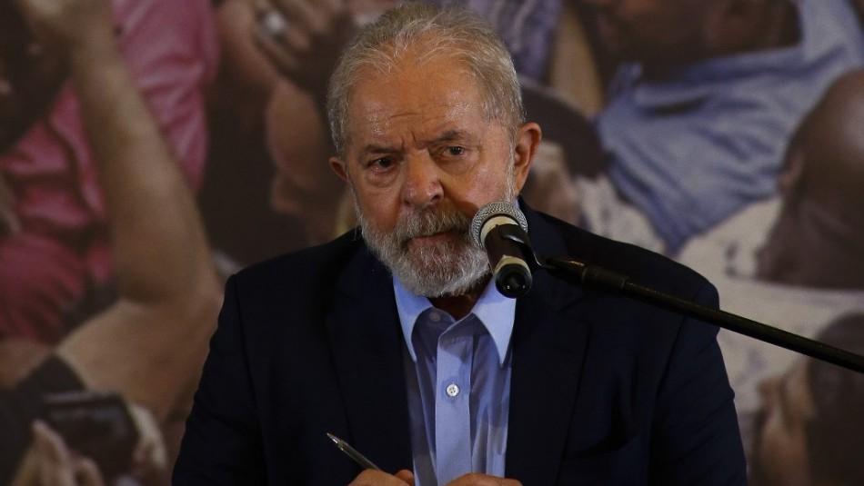 Lula da Silva tras anulación de penas: