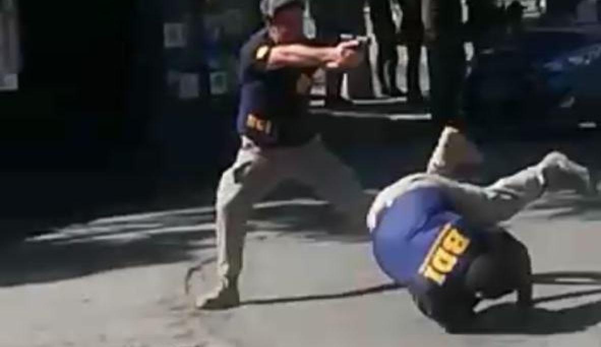 ¿BDI? La historia detrás del video que muestra una violenta persecución policial en Ñuñoa