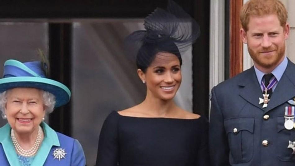 La reina Isabel intercede por Meghan Markle y Harry: Planea llamarlos para calmar los ánimos