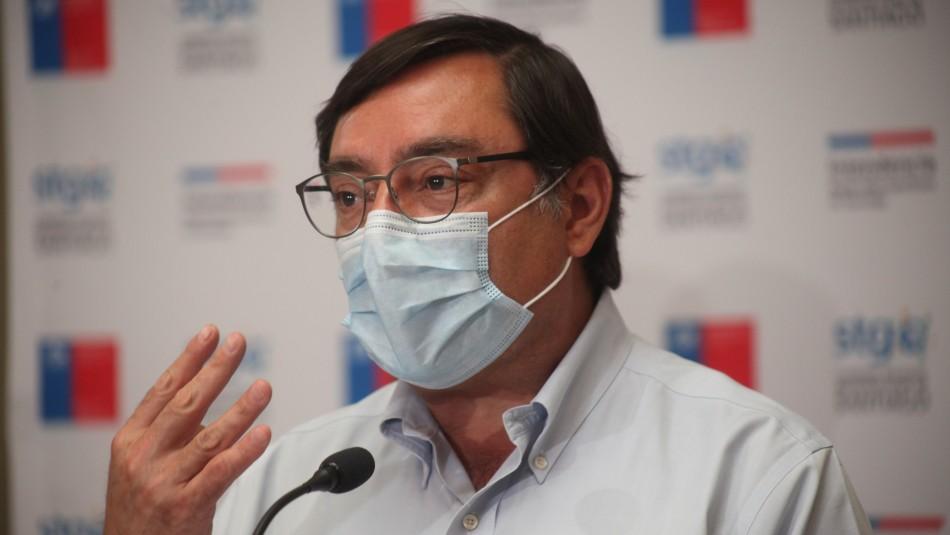 Esposa de intendente Felipe Guevara sufre encerrona en Vitacura