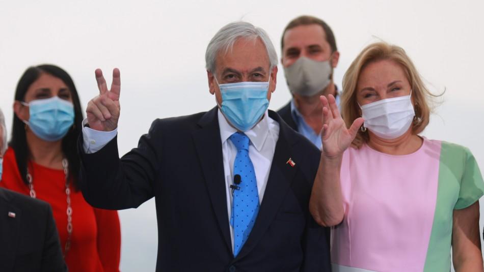 Presidente Piñera anuncia Bono Clase Media 2021: Entregará entre $400 mil y $600 mil