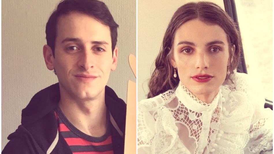 José Antonio Raffo y su pololeo con la actriz trans Lux Pascal: