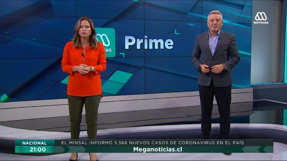 Meganoticias Prime - Jueves 11 de marzo 2021