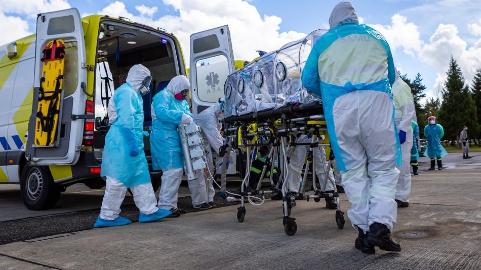 Balance coronavirus: Nuevamente se reportan casi 6 mil contagios diarios y más de 100 fallecidos