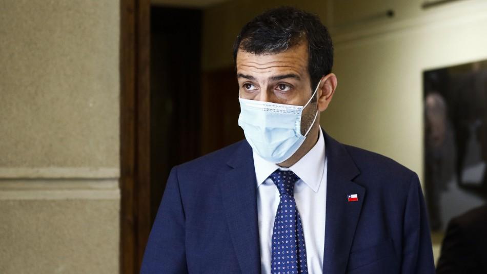 Daza actualiza estado de salud del ministro Delgado: