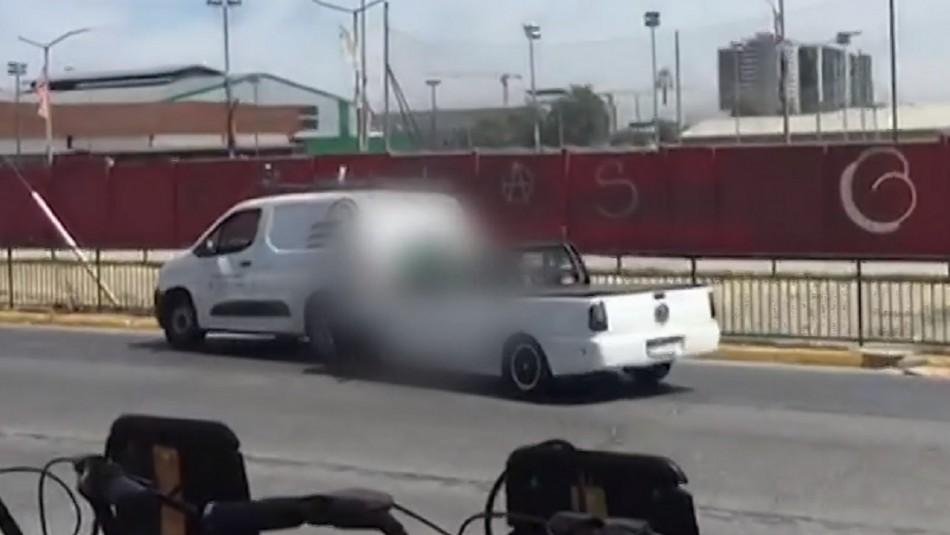 Fiscalía confirma muerte de víctima de atropello tras discusión entre conductores en Macul