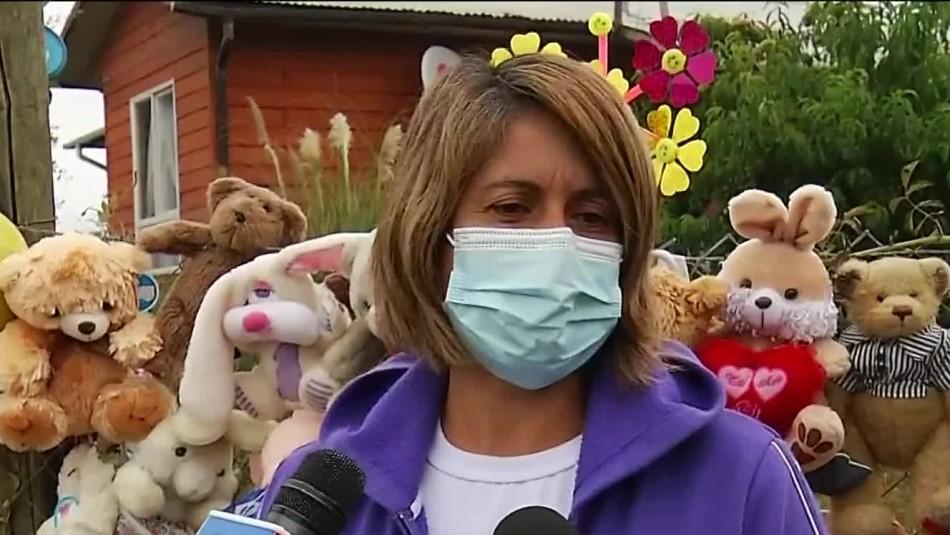 Abuela materna de Tomás Bravo rompe el silencio: