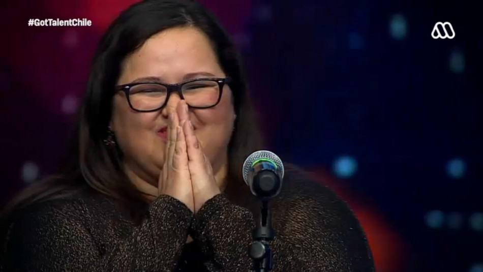 Enfermera emocionó hasta las lágrimas a jurado de Got Talent Chile: