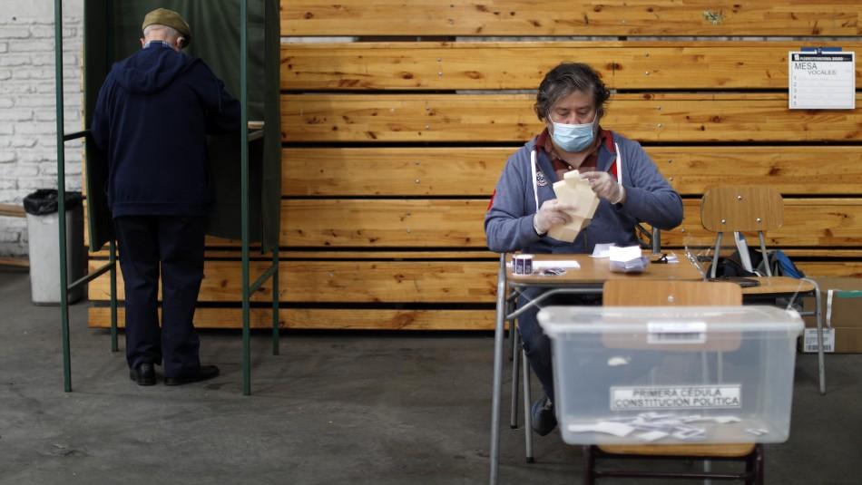 ¿Dónde voto? Revisa con tu rut cuál es tu local de votación para las elecciones de abril