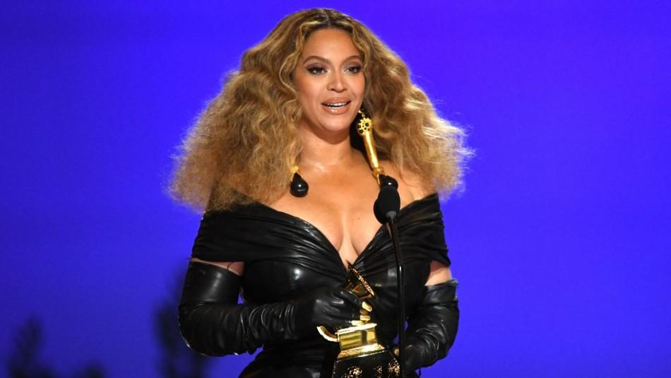 ¡Beyoncé histórica!: Se convierte en la artista que más premios Grammy ha ganado