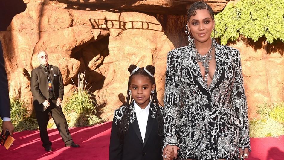 Hija de Beyoncé se convierte en la persona más joven en ganar un Grammy