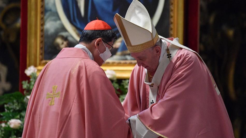 Vaticano expone postura ante matrimonio homosexual.