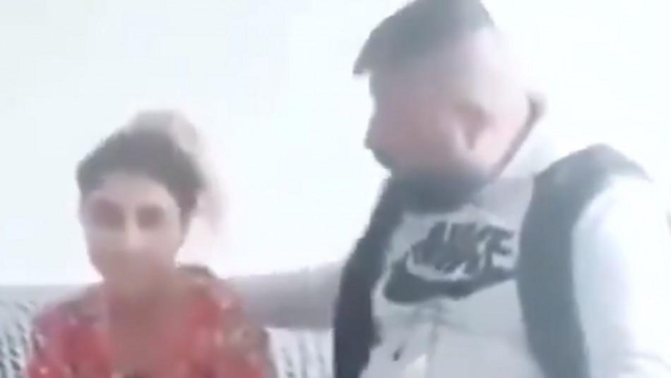 Detienen a padre por tocamientos a su hija en un video de TikTok en Turquía